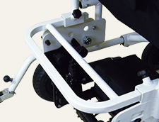 Combi - Rear mounted luggage frame
