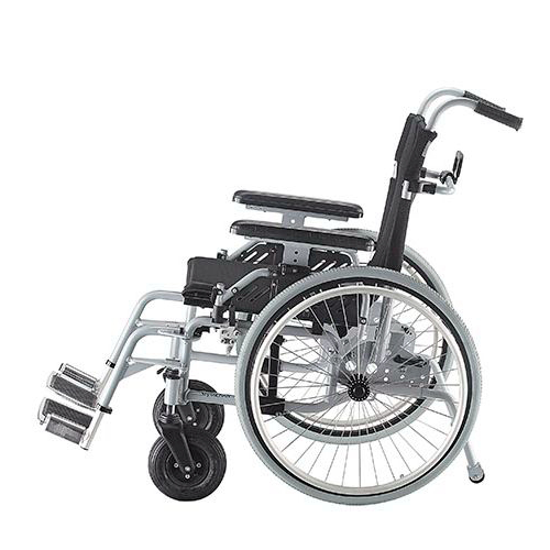 Hybrid Wheelchair, Power wheelchair, Manual Wheelchair