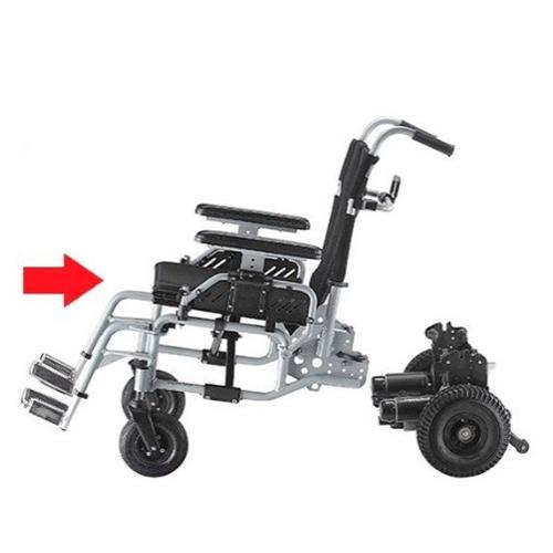 Detachable motorized wheelchair, power wheelchair, Manual Wheelchair